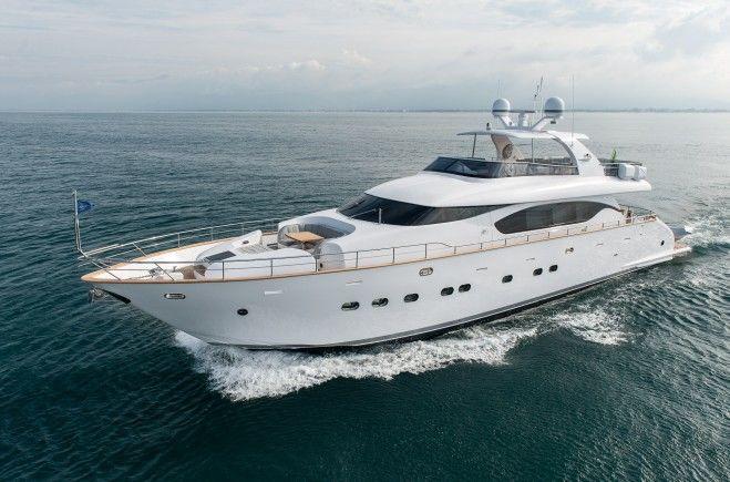 M/Y Miredo Yacht #1