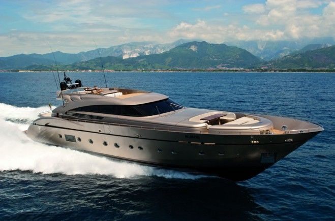 M/Y Musa Yacht #1