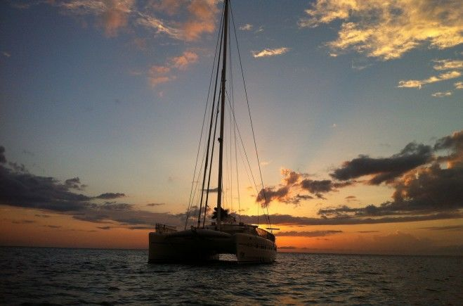 S/Y Orion 90 Yacht #1