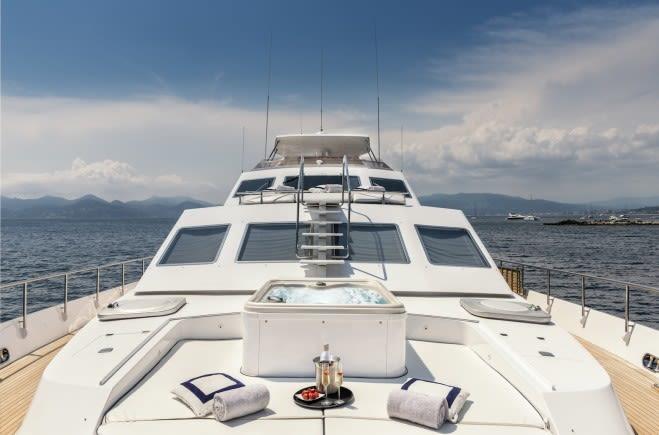 M/Y Antisan Yacht #2