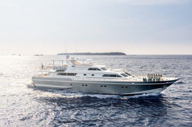 M/Y Antisan Yacht #1