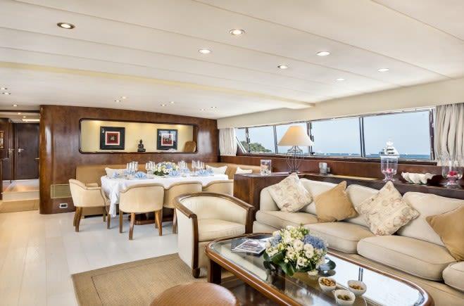 M/Y Antisan Yacht #10