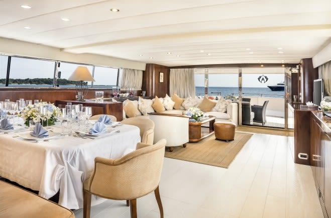M/Y Antisan Yacht #9