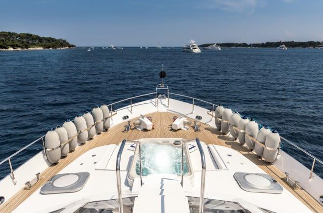 M/Y Antisan Yacht #6