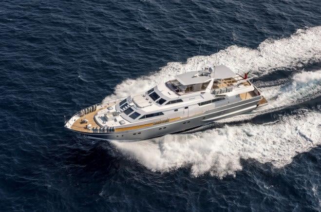 M/Y Antisan Yacht #3