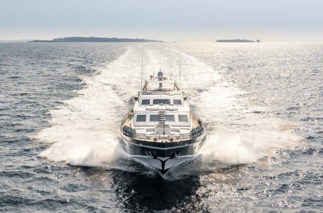 M/Y Antisan Yacht #5
