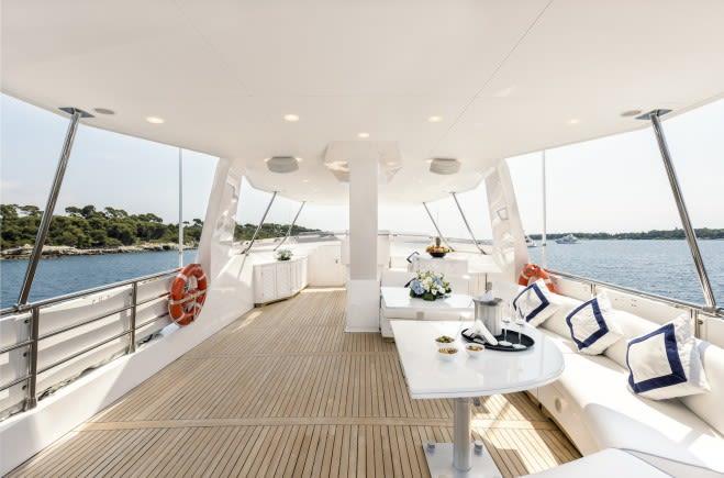 M/Y Antisan Yacht #7