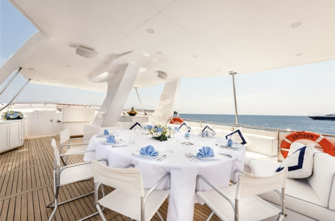 M/Y Antisan Yacht #8
