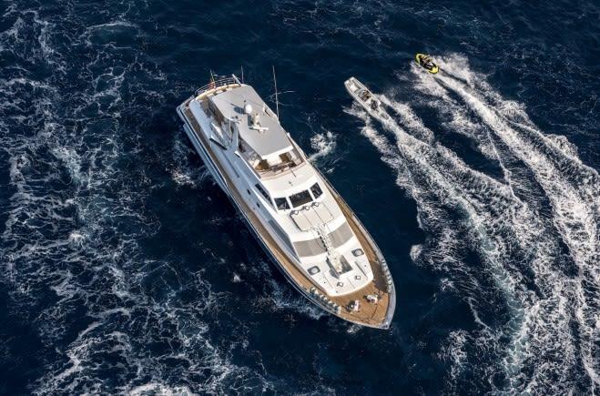 M/Y Antisan Yacht #4