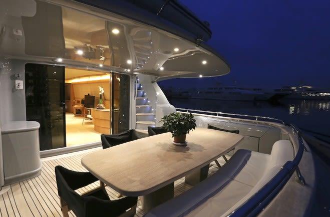 M/Y If Yacht #5
