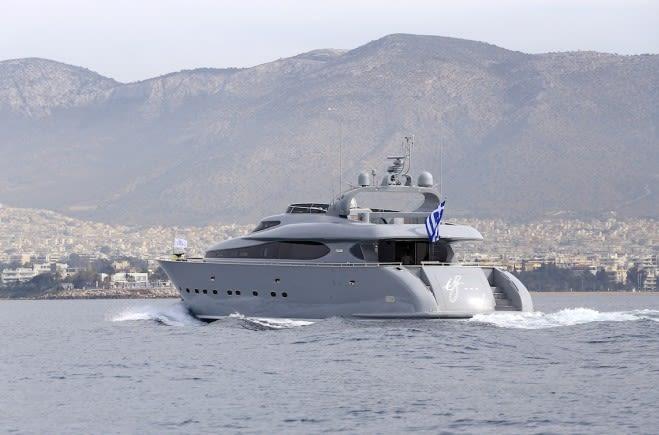 M/Y If Yacht #2