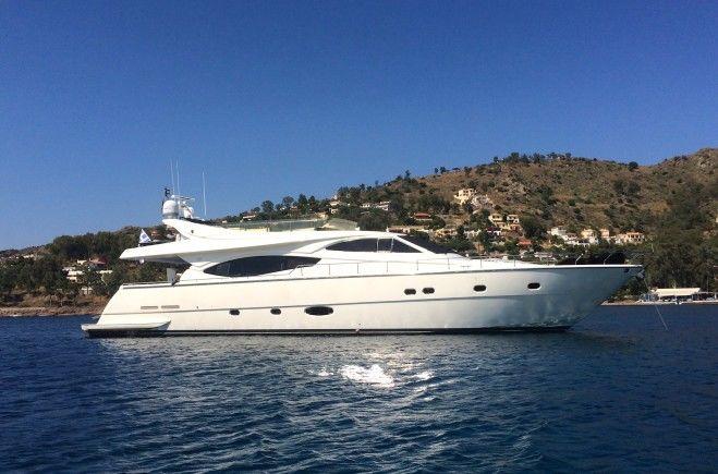 M/Y Amor Yacht #1