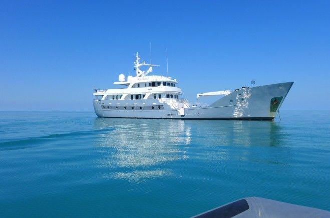 Anda Yacht Charter   Brodrene Lothe A/S