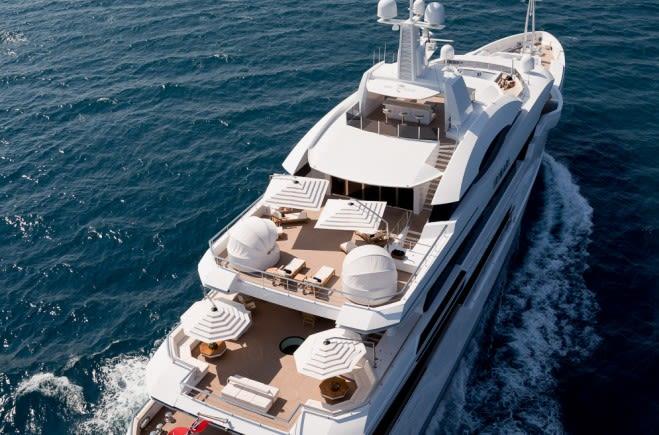 M/Y Irimari Yacht #6