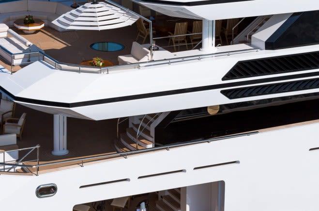 M/Y Irimari Yacht #7