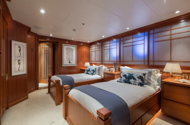 M/Y Four Wishes Yacht #9