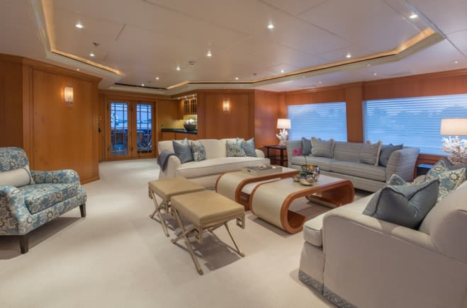 M/Y Four Wishes Yacht #12