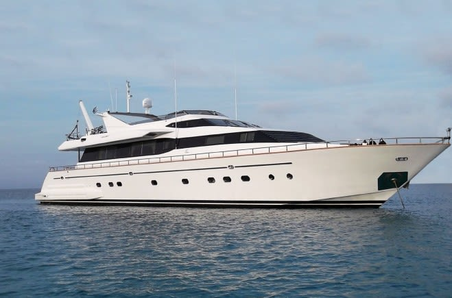 M/Y Martina Yacht #7