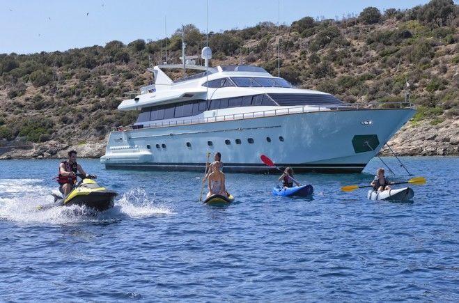 M/Y Martina Yacht #1