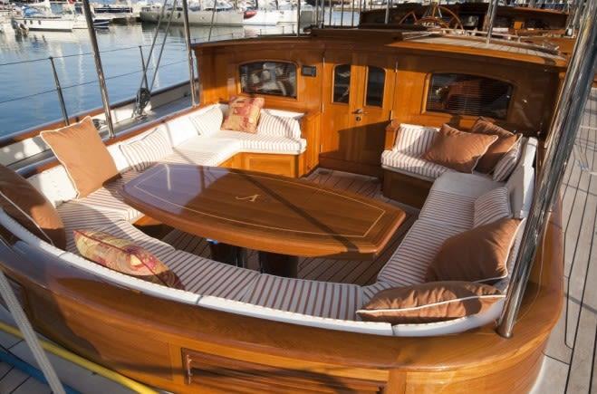 S/Y Athos Yacht #9