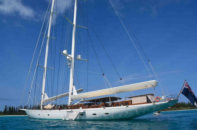 S/Y Athos Yacht #6