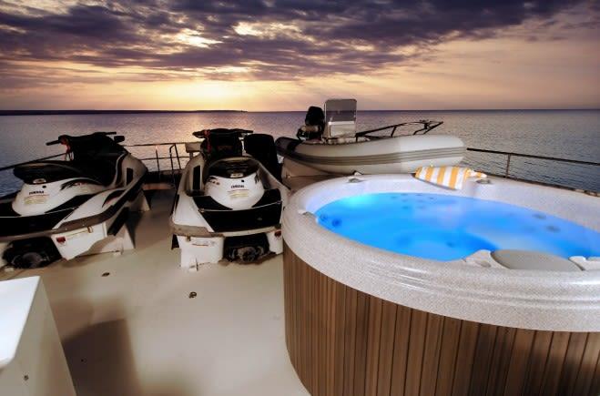 M/Y Ocean Pearl Yacht #7