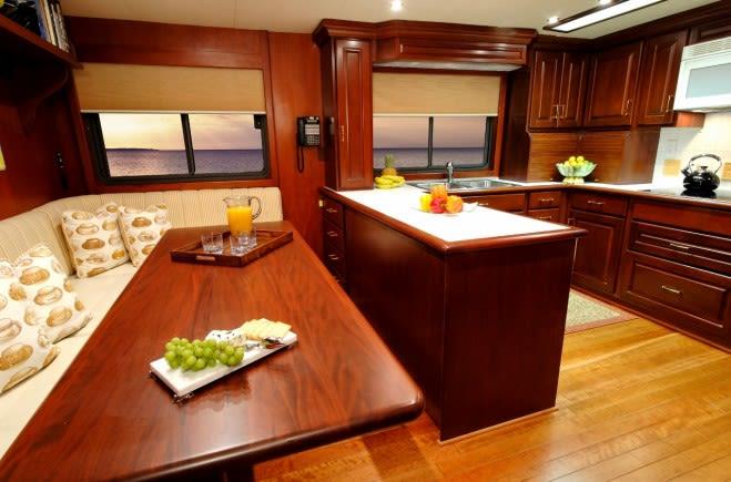 M/Y Ocean Pearl Yacht #13