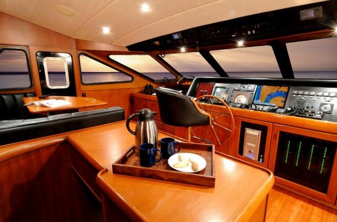 M/Y Ocean Pearl Yacht #6