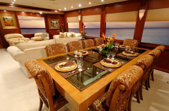 M/Y Ocean Pearl Yacht #14