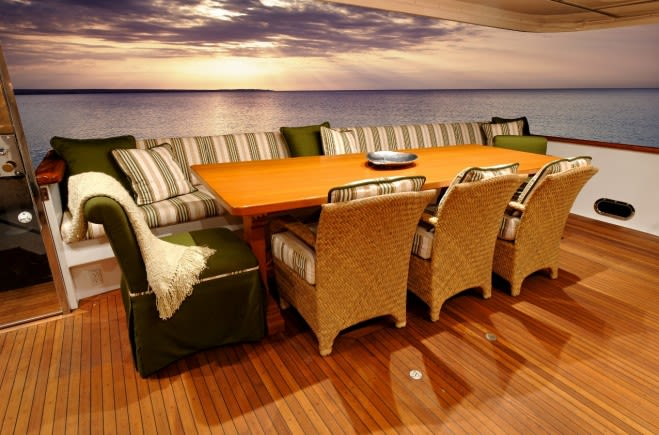 M/Y Ocean Pearl Yacht #5