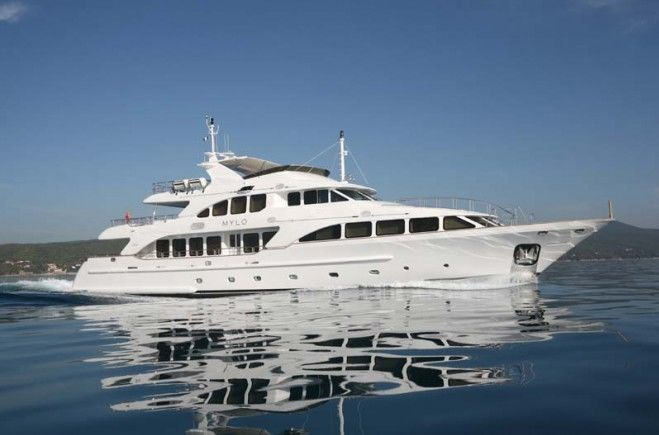M/Y MYLO Yacht #1
