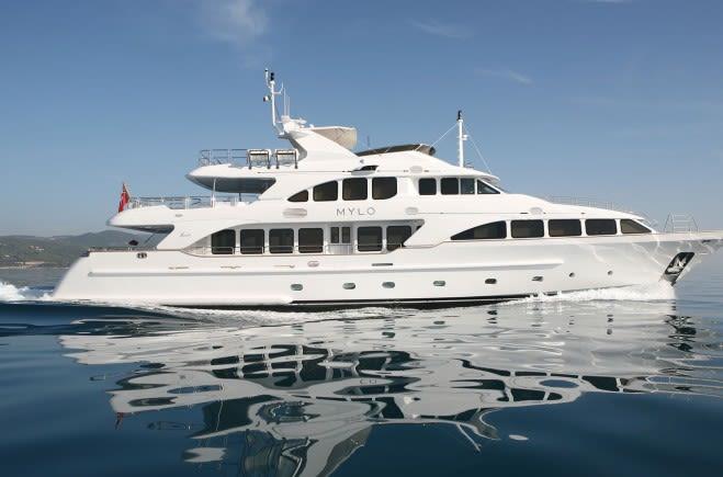 M/Y MYLO Yacht #2