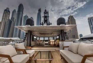 M/Y OneWorld Yacht #7