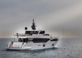 M/Y OneWorld Yacht #18