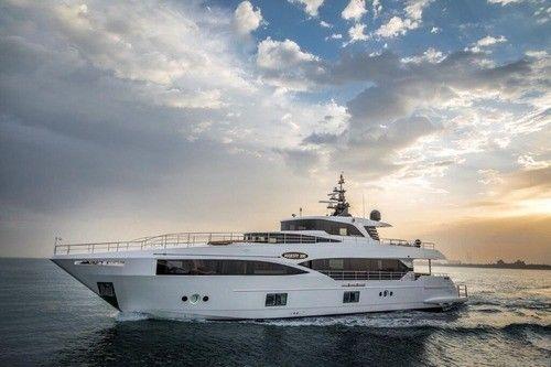 M/Y OneWorld Yacht #1