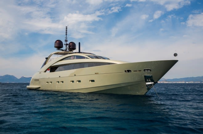 M/Y Hooligan 2 Yacht #1