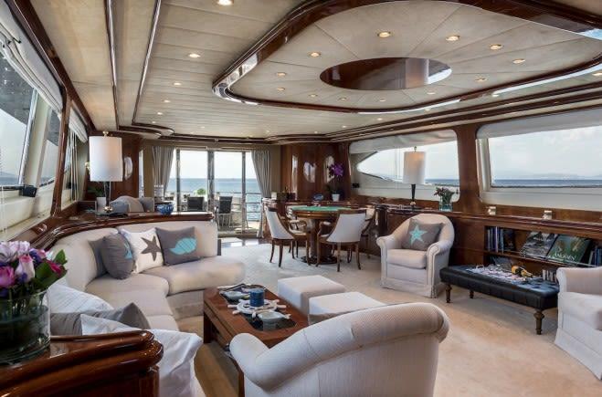 M/Y Sugar Yacht #8
