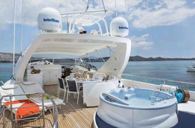 M/Y Sugar Yacht #5