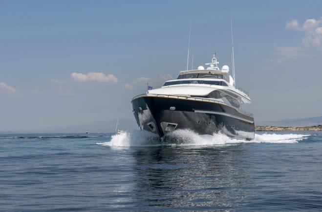 M/Y Sugar Yacht #15