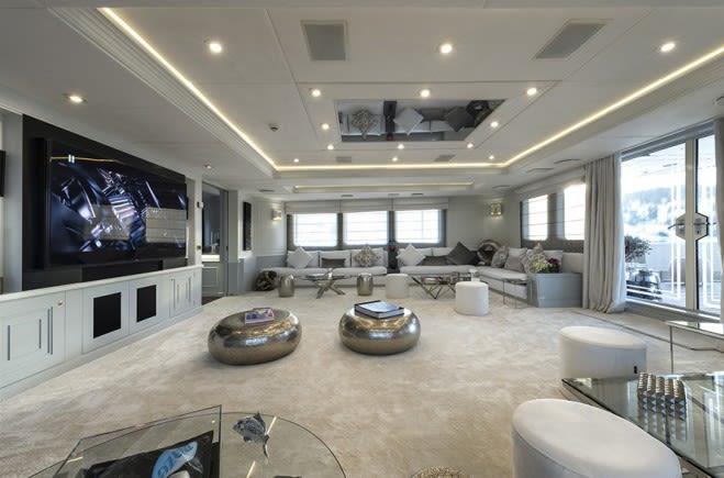 M/Y Chakra Yacht #12
