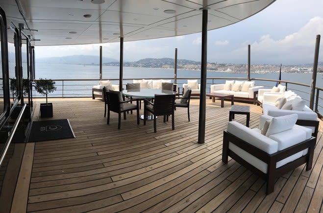 M/Y Chakra Yacht #4
