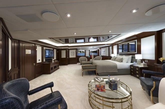 M/Y Chakra Yacht #24