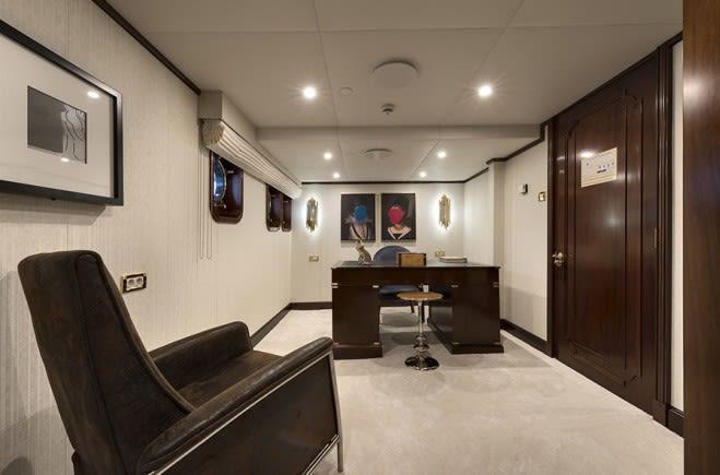 M/Y Chakra Yacht #36