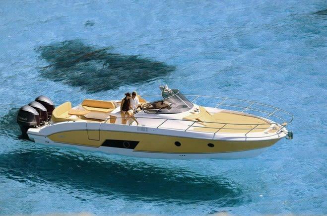 M/Y Chakra Yacht #39