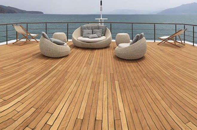 M/Y Chakra Yacht #8