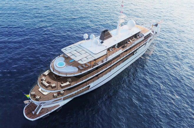 M/Y Chakra Yacht #2