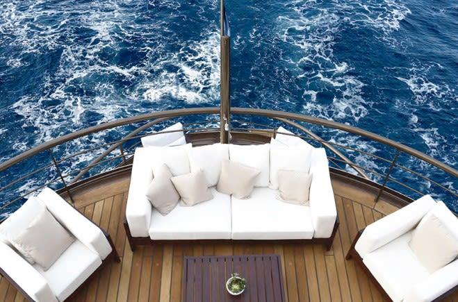 M/Y Chakra Yacht #9