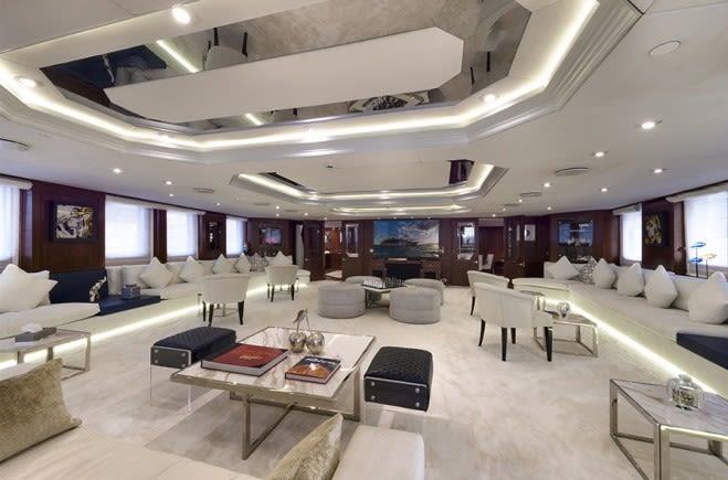 M/Y Chakra Yacht #14