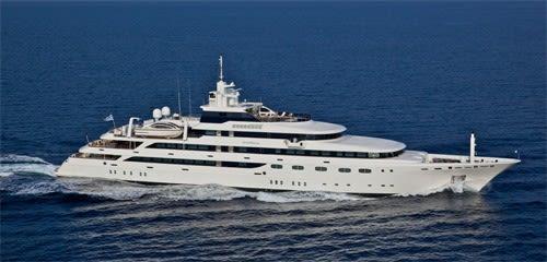 M/Y O'Mega Yacht #2