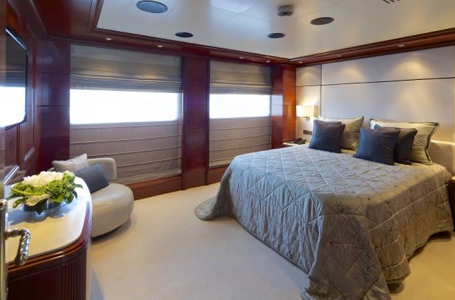 M/Y O'Mega Yacht #17